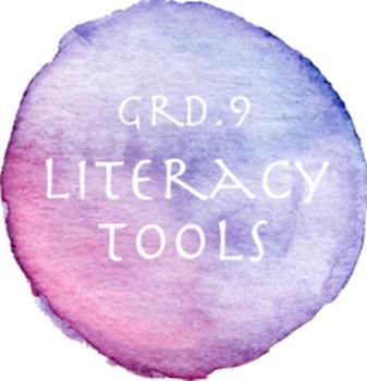 LITERACY: Finding the Main Idea