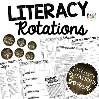 LITERACY ROTATIONS TOOLKIT