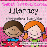 Valentine's Centers and Activities *** LITERACY