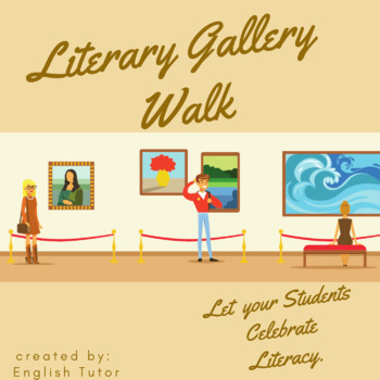 LITERARY GALLERY WALK