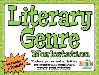 LITERARY GENRE Workstation