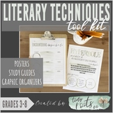 LITERARY TECHNIQUES TOOL KIT | Grades 3-5 | Figurative Language Resources