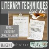 LITERARY TECHNIQUES TOOL KIT | Grades 3-5 | Figurative Lan