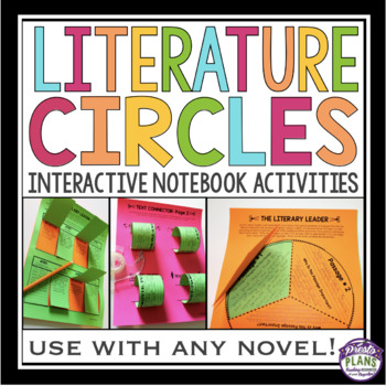 LITERATURE CIRCLE INTERACTIVE NOTEBOOK