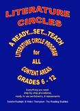 LITERATURE CIRCLES: A Ready, Set, Teach Program for ALL Co