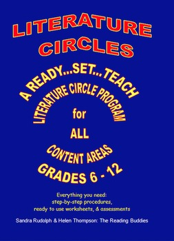 LITERATURE CIRCLES: A Ready, Set, Teach Program for ALL Co