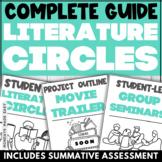 LITERATURE CIRCLES BUNDLE Literature Circle Roles Final As