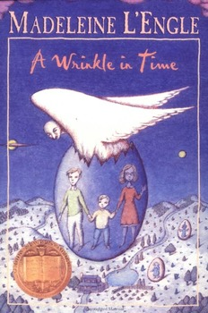 LITERATURE QUESTIONS FOR A WRINKLE IN TIME