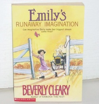 LITERATURE QUESTIONS FOR EMILY'S RUNAWAY IMAGINATION