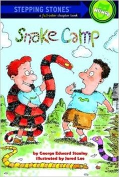 LITERATURE QUESTIONS FOR SNAKE CAMP