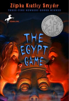 LITERATURE QUESTIONS FOR THE EGYPT GAME