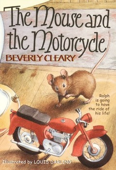 LITERATURE QUESTIONS FOR THE MOUSE AND THE MOTORCYCLE