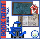 LITTLE BLUE TRUCK BOOK CRAFT