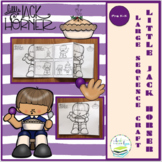 LITTLE JACK HORNER LARGE SEQUENCE CRAFT