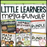 LITTLE LEARNERS MEGA-BUNDLE | GROWING BUNDLE