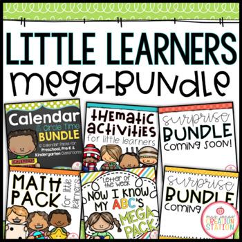 LITTLE LEARNERS MEGA-BUNDLE   GROWING BUNDLE