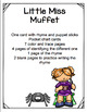 LITTLE MISS MUFFET NURSERY RHYME