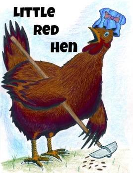 LITTLE RED HEN INTERACTIVE SONG & LYRICS