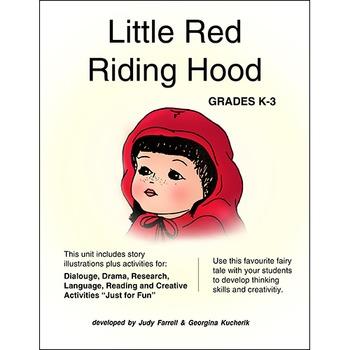 LITTLE RED RIDING HOOD Gr. K-3