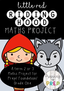 LITTLE RED RIDING HOOD MATHS PROJECT (EARLY YEARS)