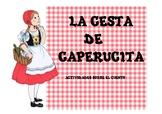 Little Red Riding Hood's Basket | La Cestita de Caperucita Roja