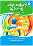 Values Education for Primary Schools (Hard copy Book & 12 Song CD)