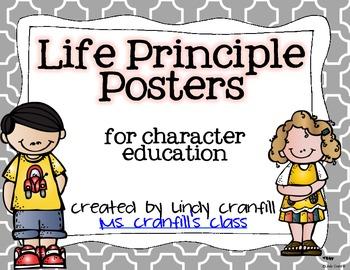 Life Principle Posters