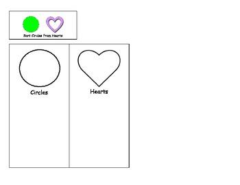 LIfe Skills: Hearts vs. Circles