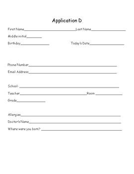 LIfeskills Application Bundle