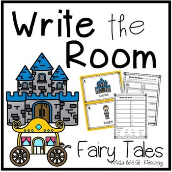 Fairy Tale Write The Room