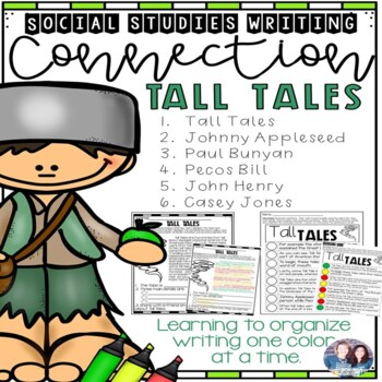 LIterature-Writing Connection Tall Tales