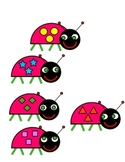 LIttle Bug Matching Game
