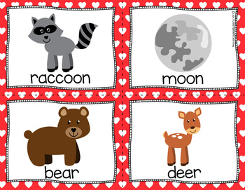 Little Raccoon: Read Write and Count the Room (Kissing Hand)