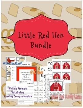 LIttle Red Hen Bundle