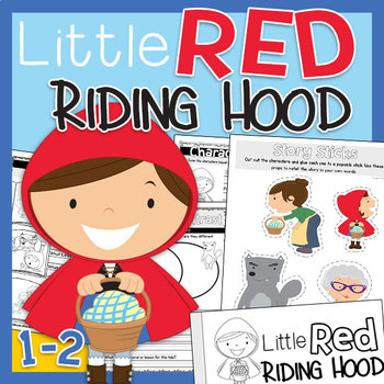 LIttle Red Riding Hood Literacy Unit