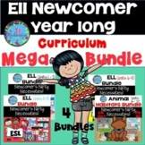 ESL Distance Learning ELL Curriculum  ESL Newcomer Activities ELL Resources