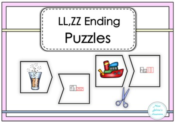 LL, ZZ Ending Puzzles