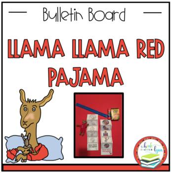 5bbe26cdf0 LLAMA LLAMA RED PAJAMA BULLETIN BOARD by Book Units by Lynn