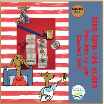 8d6db3fcbd LLAMA LLAMA RED PAJAMA SEQUENCING by Book Units by Lynn