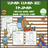 LLAMA LLAMA RED PAJAMA TODDLER BOOK UNIT