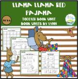 LLAMA LLAMA RED PAJAMA TODDLER BOOK UNIT