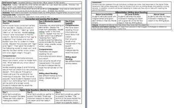 LLI BLUE kit Level L *w/ DIFFERENTIATION* Leveled Literacy