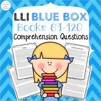 Blue System #61-120 Comprehension Questions