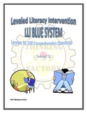 LLI Blue System Comprehension Questions for Lessons 91-100