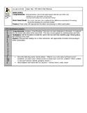 LLI GOLD System Lesson Plan 35 P