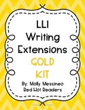 LLI Gold Kit Writing Extensions