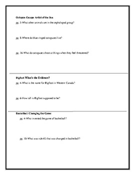 LLI Gold Level Q Check for Understanding