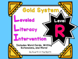 LLI Gold System Student Lesson Activities- Level R