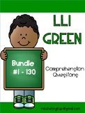 LLI Green Comprehension Questions Bundle #1-130