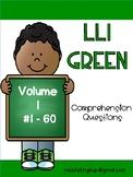 LLI Green Comprehension Questions Volume 1 (#1-60) First a